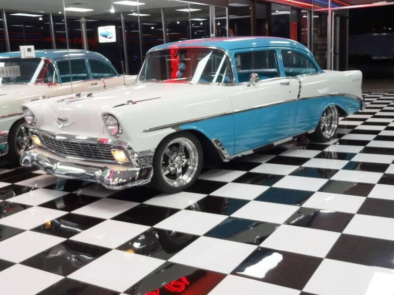 1956 Chevrolet 210 for sale at Wagner's Classic Cars in Bonner Springs KS