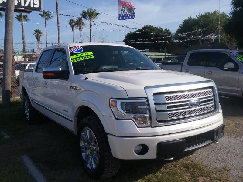 2014 Ford F-150 for sale at Express AutoPlex in Brownsville TX