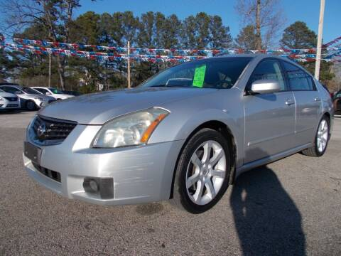 2008 Nissan Maxima for sale at Culpepper Auto Sales in Cullman AL