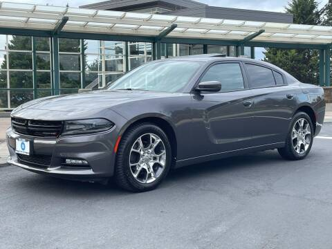 2015 Dodge Charger for sale at GO AUTO BROKERS in Bellevue WA