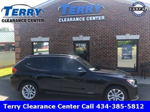2015 BMW X1 for sale at Terry Clearance Center in Lynchburg VA