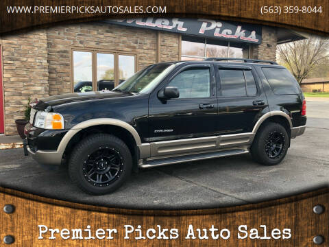2004 Ford Explorer for sale at Premier Picks Auto Sales in Bettendorf IA