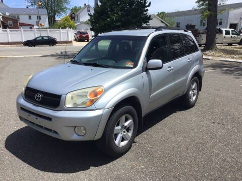 2005 Toyota RAV4 for sale at Bromax Auto Sales in South River NJ