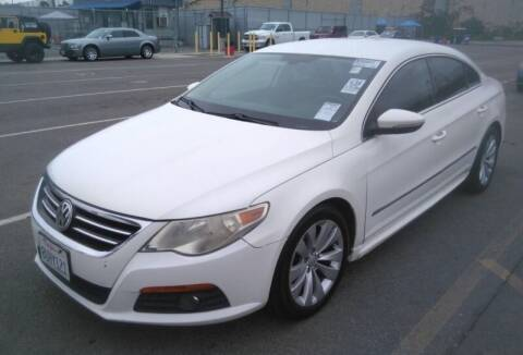 2010 Volkswagen CC for sale at SoCal Auto Auction in Ontario CA