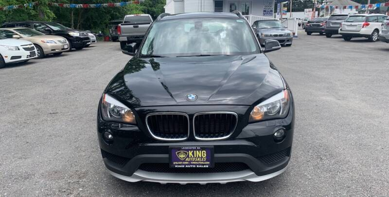 2015 BMW X1 for sale at King Auto Sales in Leominster MA