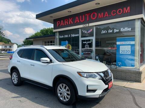 2017 Nissan Rogue for sale at Park Auto LLC in Palmer MA