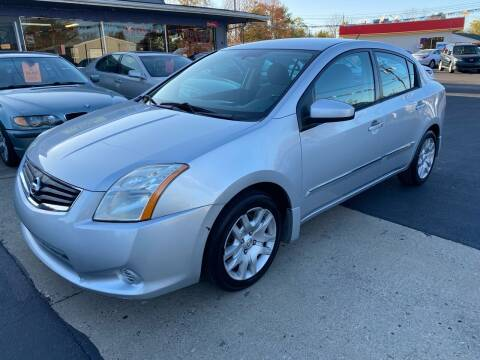 2011 Nissan Sentra for sale at Wise Investments Auto Sales in Sellersburg IN