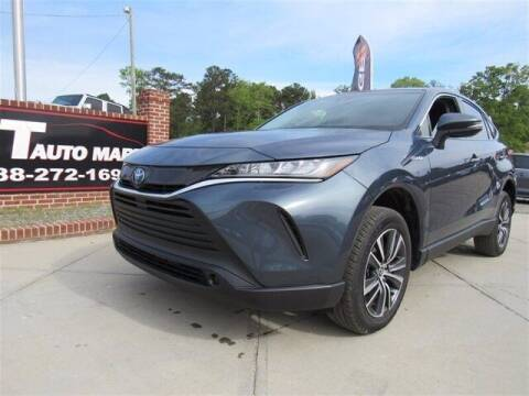 2021 Toyota Venza for sale at J T Auto Group in Sanford NC