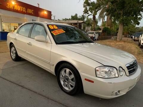 2006 Kia Optima for sale at 3K Auto in Escondido CA