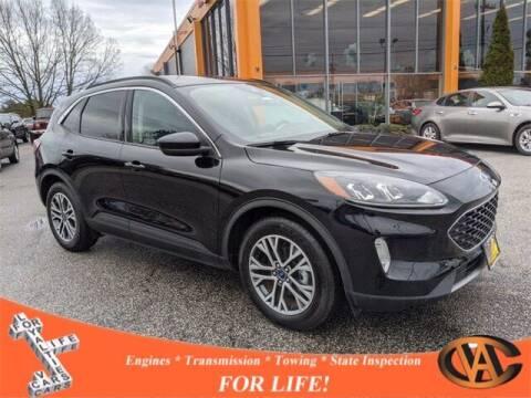 2020 Ford Escape for sale at VA Cars Inc in Richmond VA