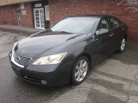 2007 Lexus ES 350 for sale at Tewksbury Used Cars in Tewksbury MA