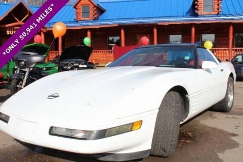 1993 Chevrolet Corvette for sale at Sundance Chevrolet in Grand Ledge MI