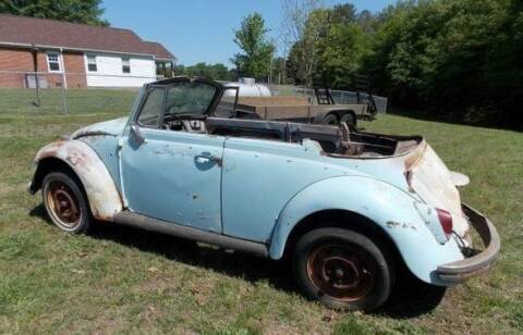1968 Volkswagen Beetle for sale at Haggle Me Classics in Hobart IN