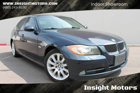 2008 BMW 3 Series for sale at Insight Motors in Tempe AZ