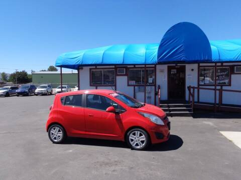 2014 Chevrolet Spark for sale at Jim's Cars by Priced-Rite Auto Sales in Missoula MT