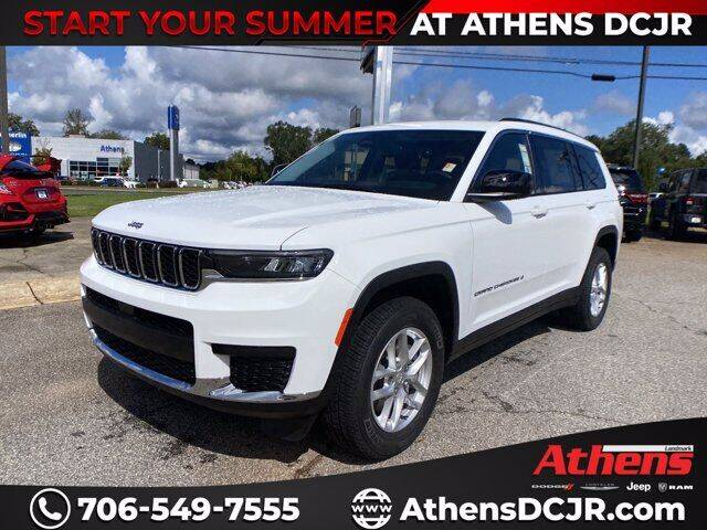 2021 Jeep Grand Cherokee L for sale in Athens, GA