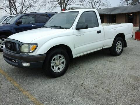 2003 Toyota Tacoma for sale at John 3:16 Motors in San Antonio TX