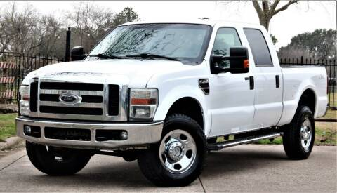 2009 Ford F-350 Super Duty for sale at Texas Auto Corporation in Houston TX