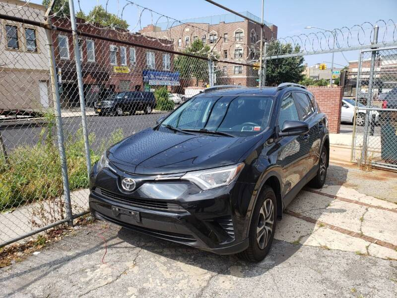 2016 Toyota RAV4 for sale at A & R Auto Sales in Brooklyn NY