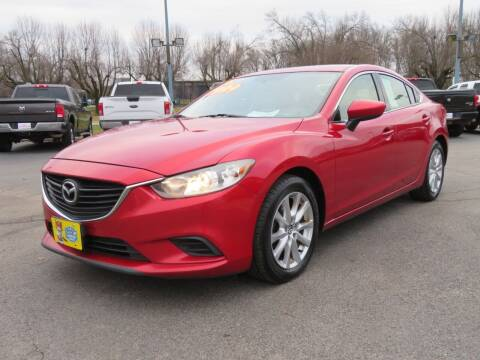 2014 Mazda MAZDA6 for sale at Low Cost Cars North in Whitehall OH