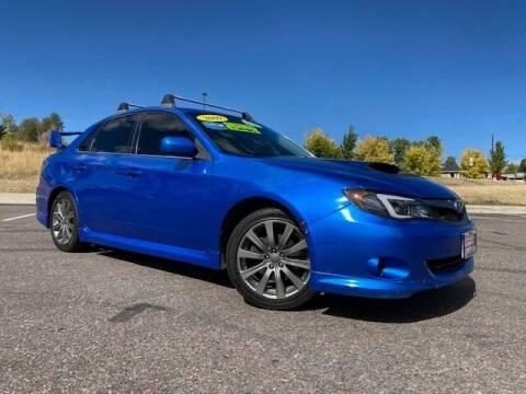 2009 Subaru Impreza for sale at UNITED Automotive in Denver CO