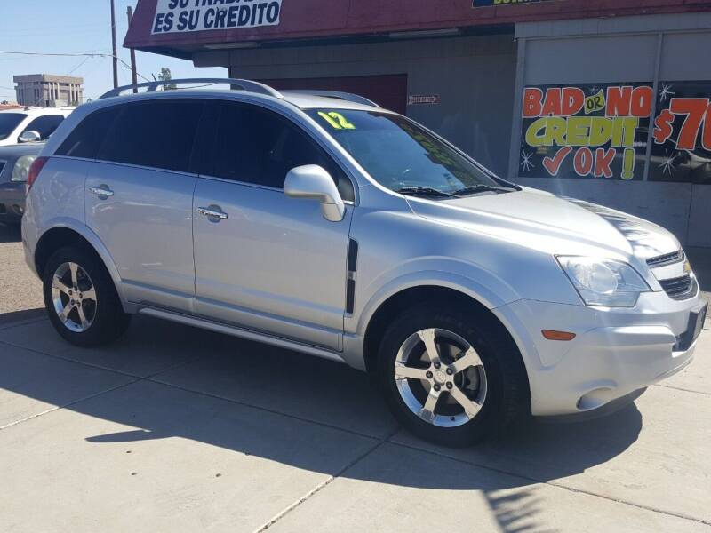 2012 Chevrolet Captiva Sport for sale at Sunday Car Company LLC in Phoenix AZ