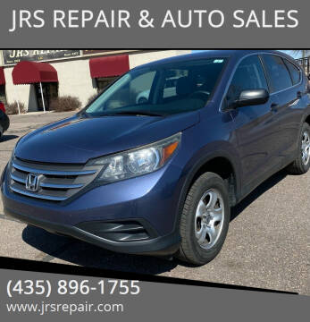 2014 Honda CR-V for sale at JRS REPAIR & AUTO SALES in Richfield UT
