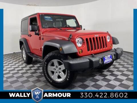 2009 Jeep Wrangler for sale at Wally Armour Chrysler Dodge Jeep Ram in Alliance OH