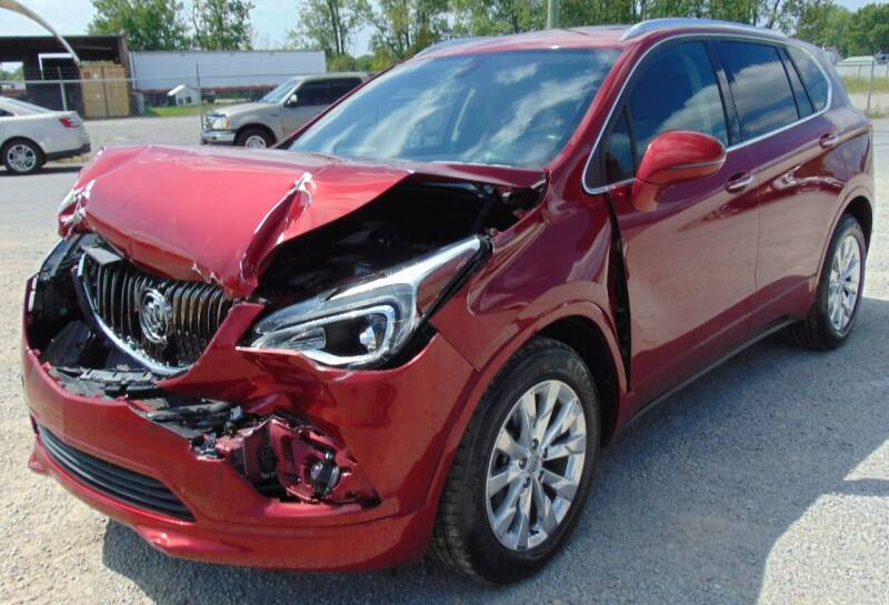 2017 Buick Envision for sale at Kenny's Auto Wrecking in Lima OH