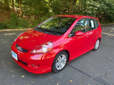 2008 Honda Fit for sale at Car World Inc in Arlington VA