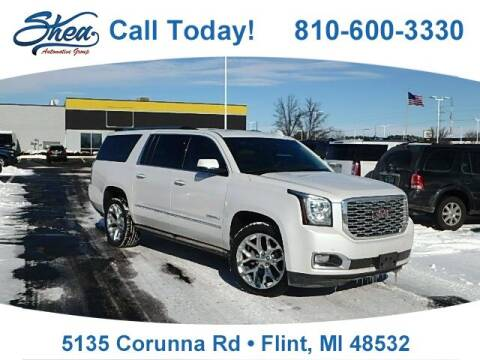 2019 GMC Yukon XL for sale at Jamie Sells Cars 810 - Linden Location in Flint MI