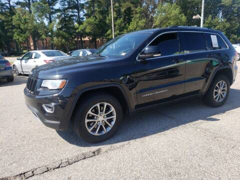 2014 Jeep Grand Cherokee for sale at Auto 757 in Norfolk VA