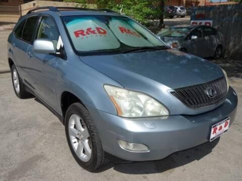2005 Lexus RX 330 for sale at R & D Motors in Austin TX
