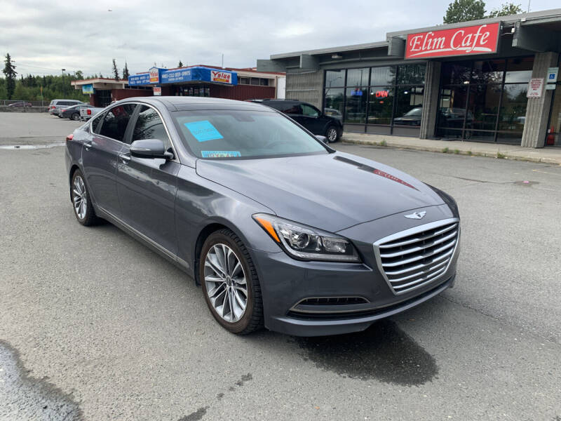 2015 Hyundai Genesis for sale at Freedom Auto Sales in Anchorage AK