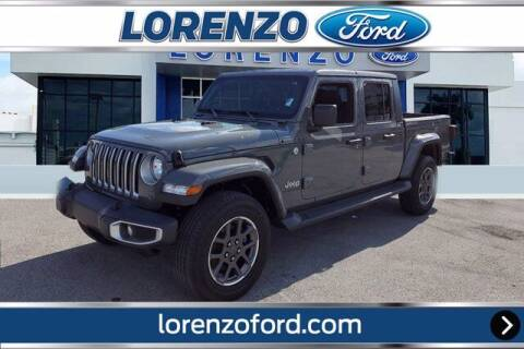 2020 Jeep Gladiator for sale at Lorenzo Ford in Homestead FL
