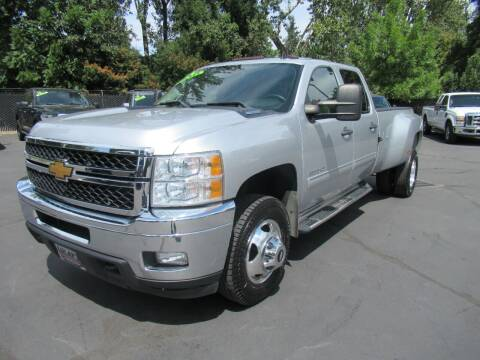 2014 Chevrolet Silverado 3500HD for sale at LULAY'S CAR CONNECTION in Salem OR
