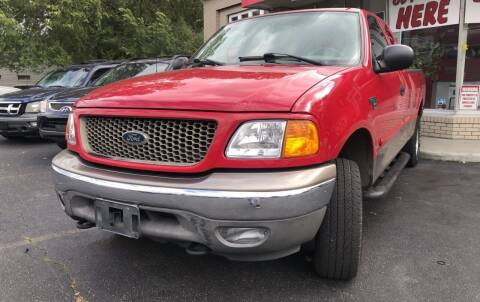 2004 Ford F-150 Heritage for sale at Right Place Auto Sales in Indianapolis IN