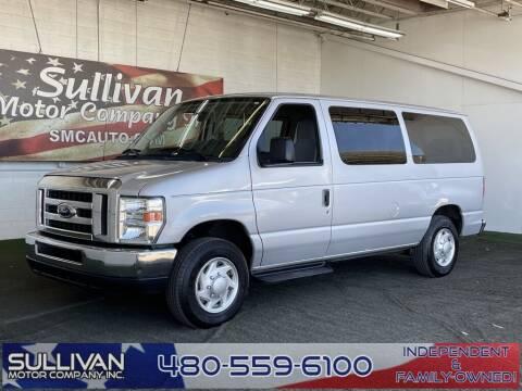 2012 Ford E-Series Wagon for sale at SULLIVAN MOTOR COMPANY INC. in Mesa AZ