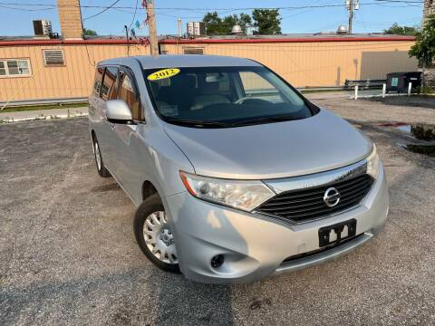 2012 Nissan Quest for sale at Some Auto Sales in Hammond IN