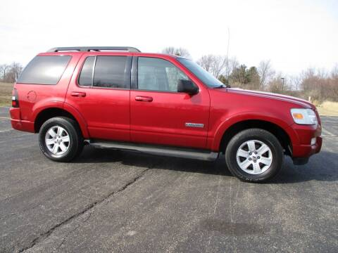 2008 Ford Explorer for sale at Crossroads Used Cars Inc. in Tremont IL