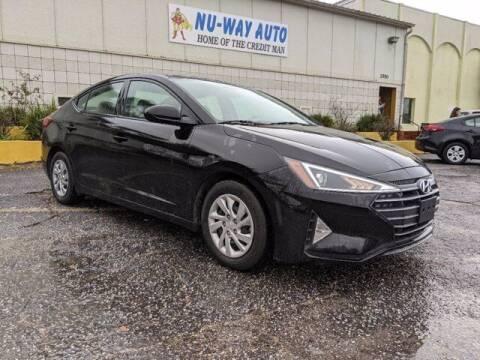 2019 Hyundai Elantra for sale at Nu-Way Auto Ocean Springs in Ocean Springs MS