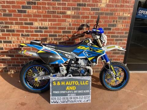 2020 Suzuki DRZ400 for sale at S & H AUTO LLC in Granite Falls NC