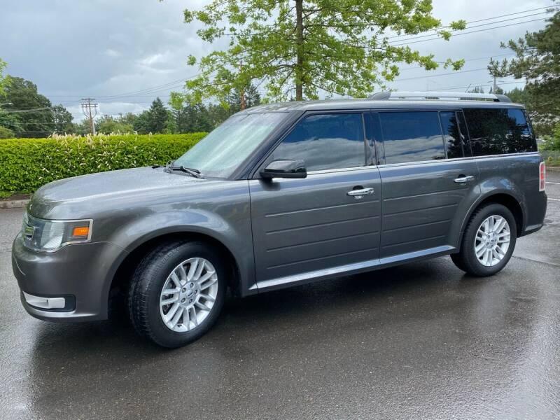 2017 Ford Flex for sale at AC Enterprises in Oregon City OR