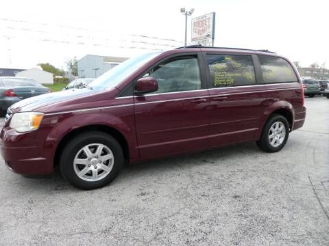 2008 Chrysler Town and Country for sale at Budget Corner in Fort Wayne IN