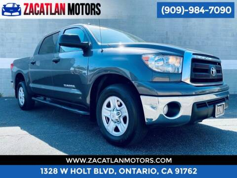 2012 Toyota Tundra for sale at Ontario Auto Square in Ontario CA