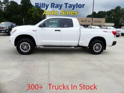 2013 Toyota Tundra for sale at Billy Ray Taylor Auto Sales in Cullman AL
