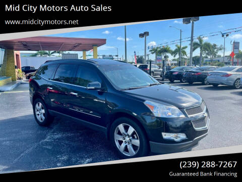 2010 Chevrolet Traverse for sale at Mid City Motors Auto Sales in Fort Myers FL