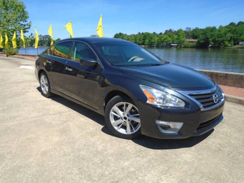 2014 Nissan Altima for sale at Lake Carroll Auto Sales in Carrollton GA