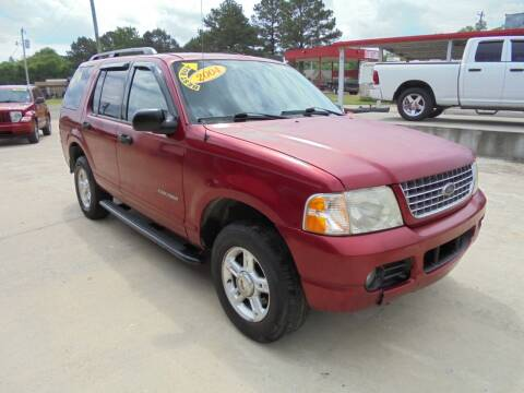 2004 Ford Explorer for sale at US PAWN AND LOAN in Austin AR