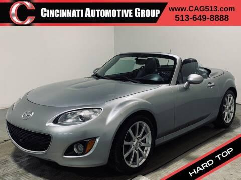 2012 Mazda MX-5 Miata for sale at Cincinnati Automotive Group in Lebanon OH